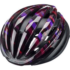 Giro Ember MIPS Casque Femme, matte black/electric purple